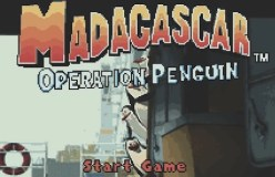 Madagaskar Operation Penguin (GBA)