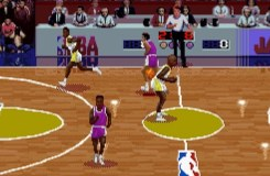 NBA JAM (SNES)