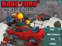 Road of the Fury 2: Nuclear Blizzard