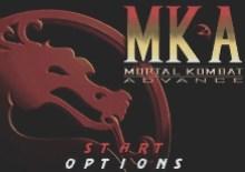 Mortal Kombat Advance (GBA)