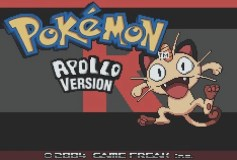 Pokemon Apollo Beta (GBA)