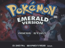 pokemon emerald red