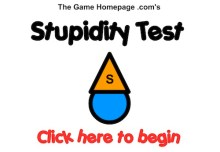 Stupid Test Game