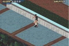 Tony Hawk Pro Skater 4 (GBA)