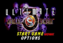 Ultimate Mortal Combat 3 (SEGA)