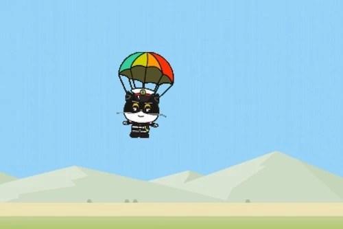 cat space adventure