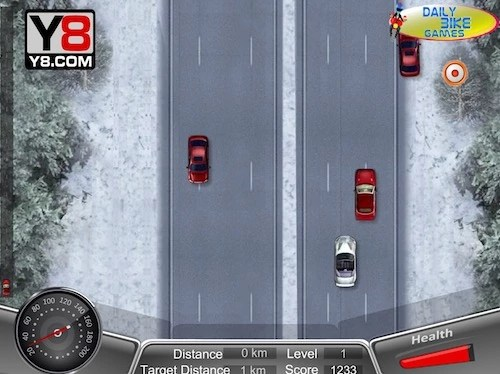 Winter Death Race