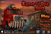 Earn to Die 2012 (version 3) Hacked