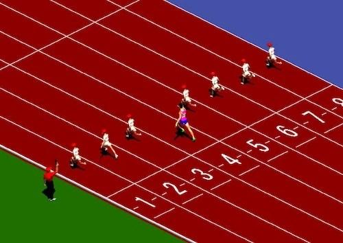 Unblocked Games 66 Sprinter