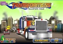 Transformer AllSpark Race