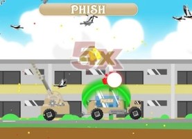 fish truck hacke