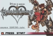 Kingdom Hearts – Chain of Memories (GBA)