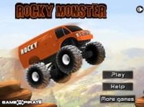 Rocky Monster