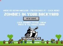 Zombies in Your Backyard