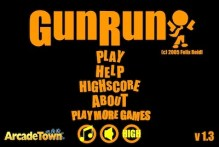 Gun Run Hacked