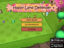 Happy Land Defender Plus