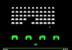 Space Invaders Hacked