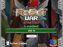 Robot War Strategy Hacked