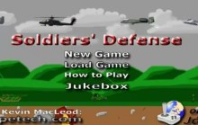 Soldier Defense Hacked