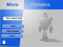 Micro Olympics Hacked