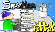 Snowman Attack Hacked