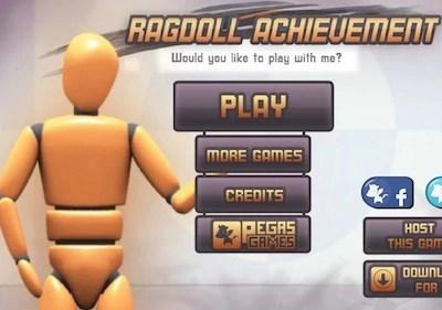 Ragdoll Games Unblocked Games