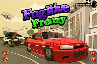 Fugitive Frenzy