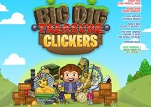 Big Dig Treasure Clicker