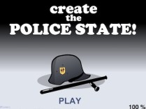 Create the Police State