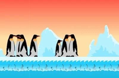 littelest penguin