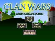 Clan Wars Goblin Forest
