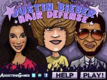 Justin Bieber Hair Defense