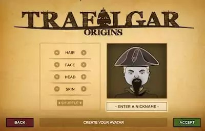 Trafalgar Battle Origins