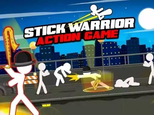 Stick Warrior