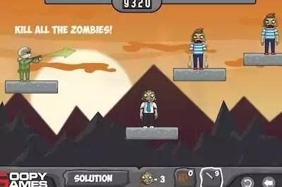 Balloons vs. Zombies (Version 1)