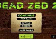 Dead Zed 2 Unblocked