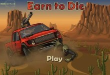 Earn to Die 1st Version