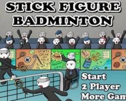 Stick Fighre Badminton