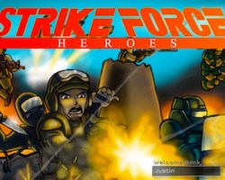 Strike Force Heroes Unblocked