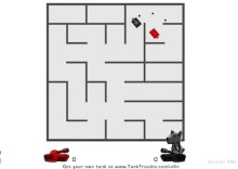 Tank Trouble 1 >> Tank Trouble 2 V2 1 Techgrapple Games