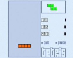 Tetris Unblocked online free game