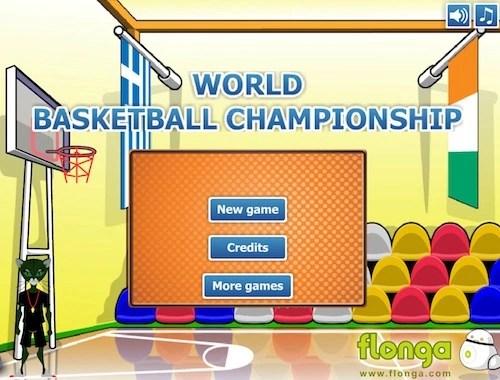 World Basketball Championship Techgrapple Games