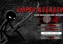 Sniper Assassin Story