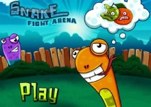 Snake Fight Arena