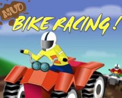 mud bike racing