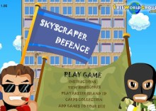 Sky Scrapper Defense