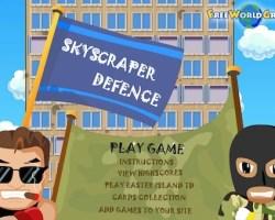 skyscrapper defense