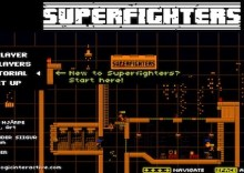 Superfighter: 2 Players Game