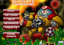 Antidote Pandemic