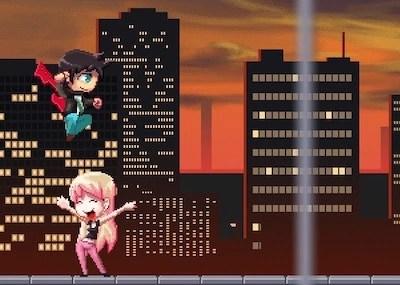 Kidi Pop Rock (Running Game)